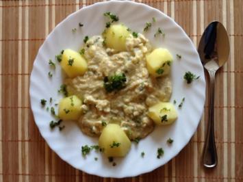 Senf - Eier süß-sauer - Rezept