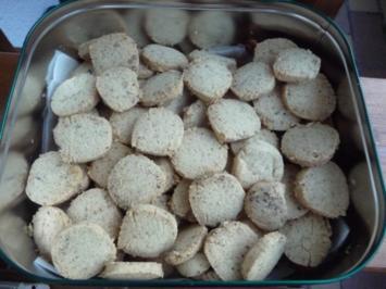 Plätzchen 2012 : Mein Heidesand - Rezept