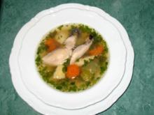 Suppe - Hühnerbrühe mit Einlagen ... - Rezept