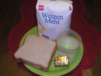 Sauerteig aus Altem Brot - Rezept