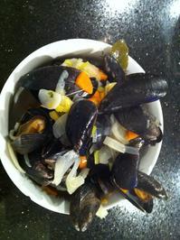Fisch: Miesmuscheln Rheinischer Art - Rezept - Bild Nr. 2