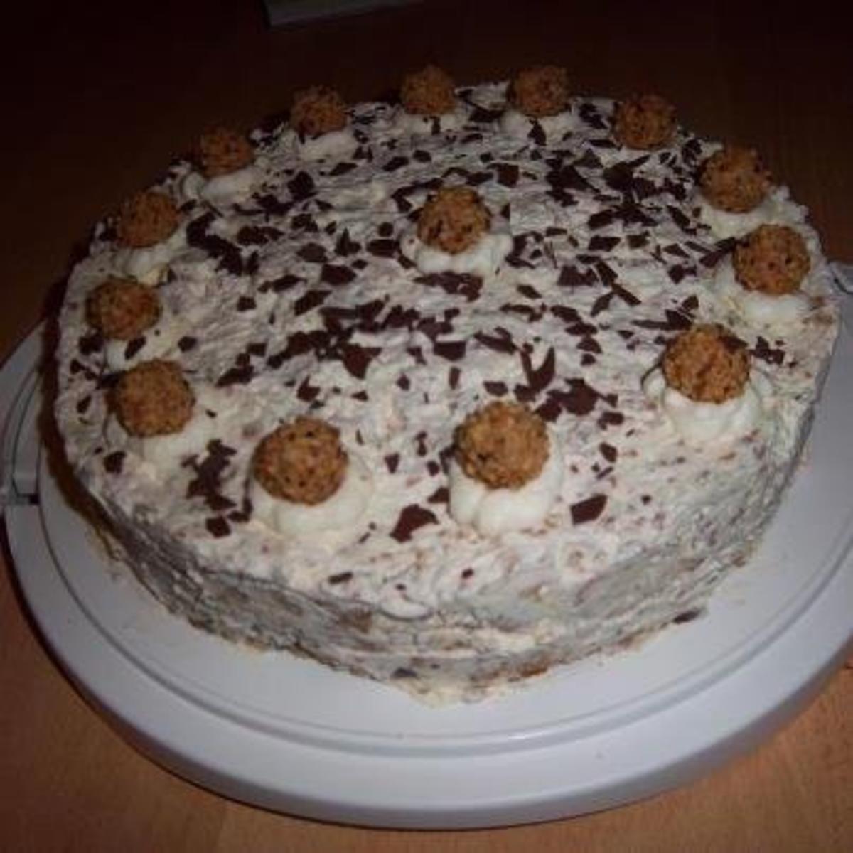 Giotto-Torte - Rezept mit Bild - kochbar.de  Giotto-Torte - ...