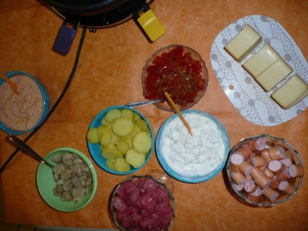 Raclette - Rezept - Bild Nr. 9