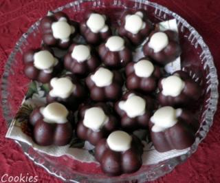 Walnuss - Cranberries - Blüten ... - Rezept