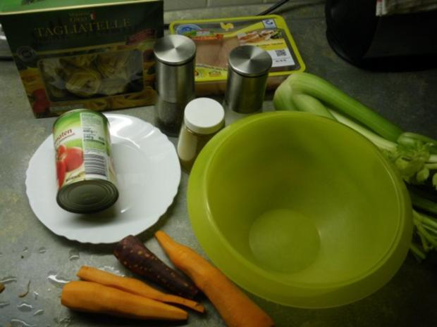 Hühnchen mit Gemüse - Rezept - Bild Nr. 2