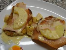 Schnitzel Hawaii - Rezept