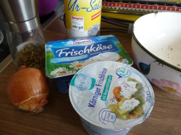Vorbereitung : Cocktailtomaten gefüllt mit Frischkäse - Rezept - Bild Nr. 3