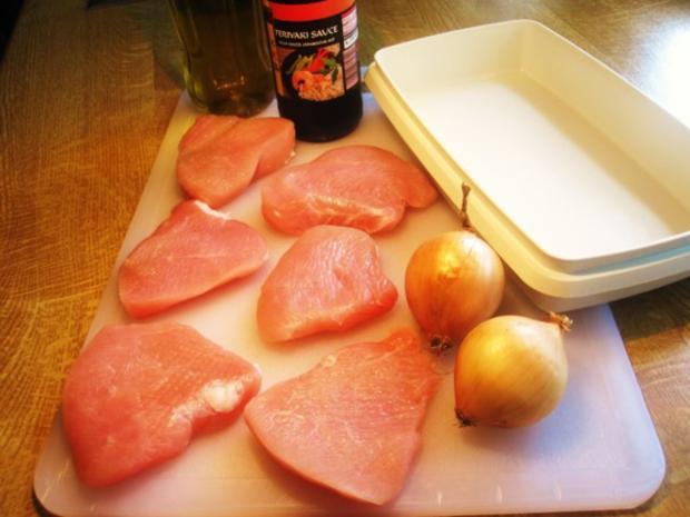 Asia-Marinade für Putenfleisch - Rezept - Bild Nr. 2