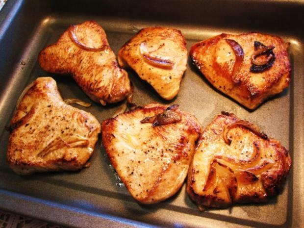 Asia-Marinade für Putenfleisch - Rezept - Bild Nr. 6