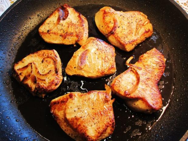 Asia-Marinade für Putenfleisch - Rezept - Bild Nr. 5