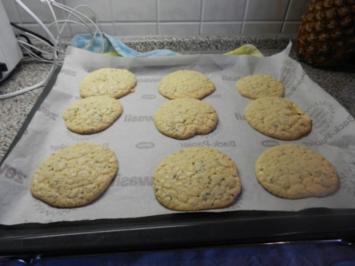 Rezept: Kekse / Cookies