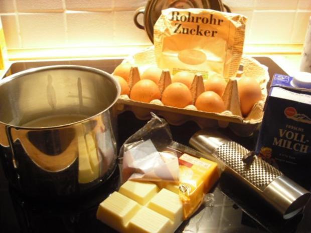 Créme Brûlèe mit weißer Schokolade und Tonkabohne - Rezept - Bild Nr. 2