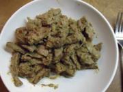 Rinder-Steak-Streifen in Avocado-Creme - Rezept