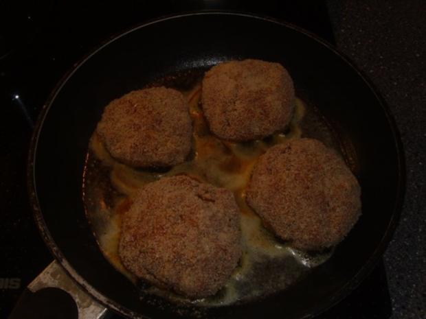 Buletten - Rosenkohl und Kartoffelstampf - Rezept - Bild Nr. 5