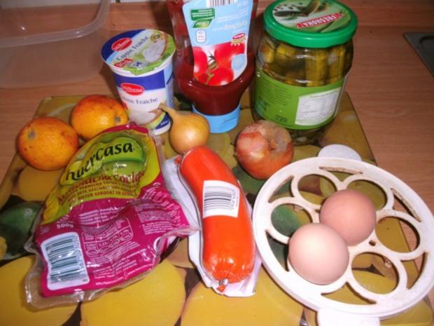 Russischer Salat - Rezept - Bild Nr. 3