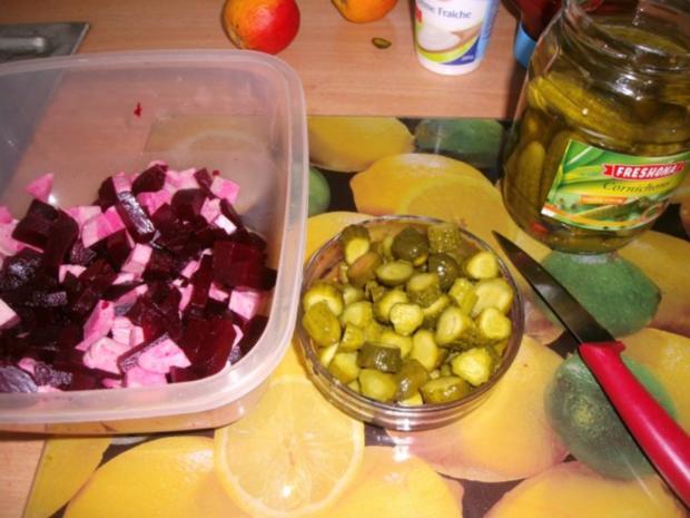 Russischer Salat - Rezept - Bild Nr. 4