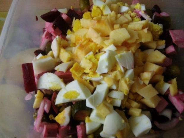 Russischer Salat - Rezept - Bild Nr. 5