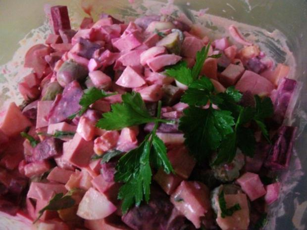 Russischer Salat - Rezept - Bild Nr. 7