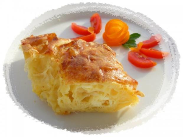 Bulgarische Banitza- Yufkablätterteig mit Schafskäse - Rezept - Bild Nr. 18