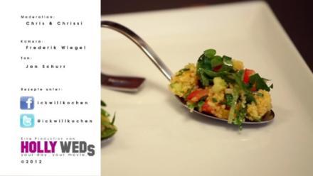 Cous Cous- Salat - Rezept