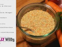 Getrocknete Gemüsebrühe - Rezept