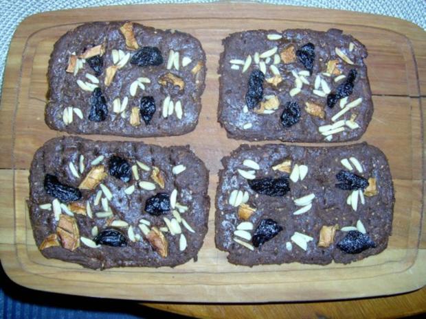 Kletzenbrot / Früchtebrot - Rezept