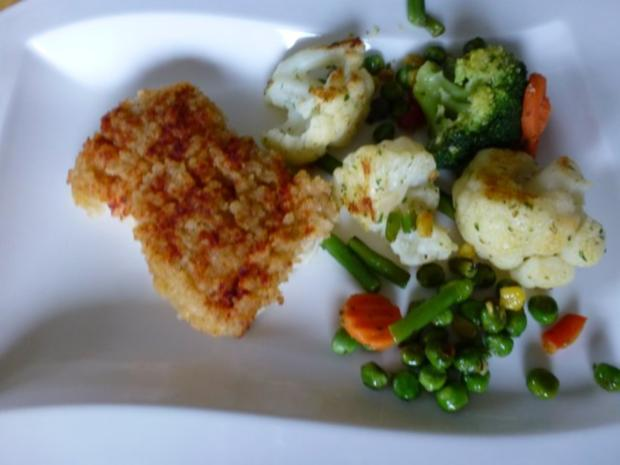 Ne würzige Kruste für Fisch - Rezept - Bild Nr. 2