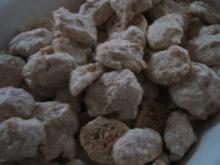 Plätzchen: Ingwermakronen - Rezept