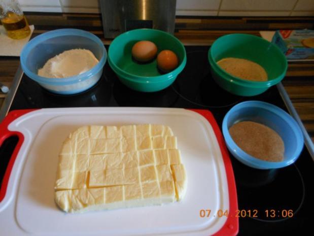 Panierte Puddingswürfel - Rezept - Bild Nr. 2