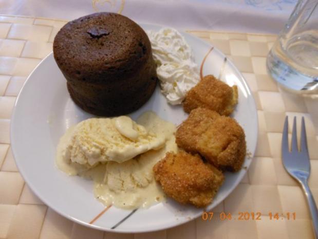 Panierte Puddingswürfel - Rezept - Bild Nr. 4