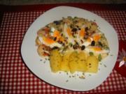 Gemüse-Eierragout - Rezept