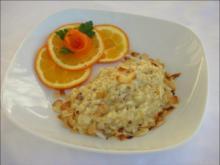 Mandel-Risotto als Hauptgericht oder Beilage - Rezept