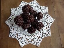 Plätzchen & Kekse : Rumkugeln selbstgemacht - Rezept