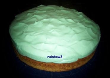 Backen: Sahne-Schmand-Torte - Rezept