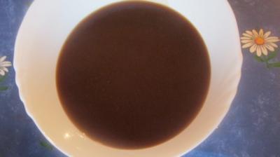 Wilde Sauce auf Vorrat - Rezept