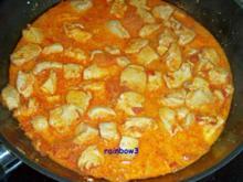 Kochen: Paprika-Hähnchen-Pfanne - Rezept