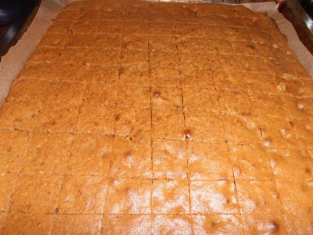 *Varianten von kleinen Lebkuchenwürfeln* - Rezept - Bild Nr. 6
