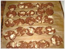 Schoko-Minz-Kekse - Rezept