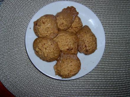 Mandel-Nuß-Baiser - Rezept