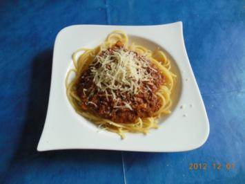 Kochen: Spaghetti Bolognese - Rezept