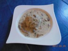 Kochen:Bayrische Semmelknödel mit Rahmschwammerl - Rezept