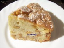 Backen: Mini-Kaki-Kuchen - Rezept