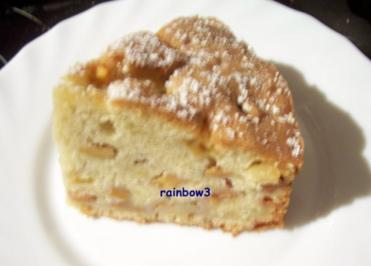 Rezept: Backen: Mini-Kaki-Kuchen