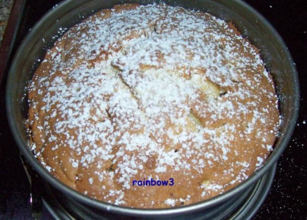 Backen: Mini-Kaki-Kuchen - Rezept - Bild Nr. 4