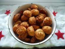 Plätzchen & Kekse : Meine Makronen ....frei Schnautze ;-) - Rezept