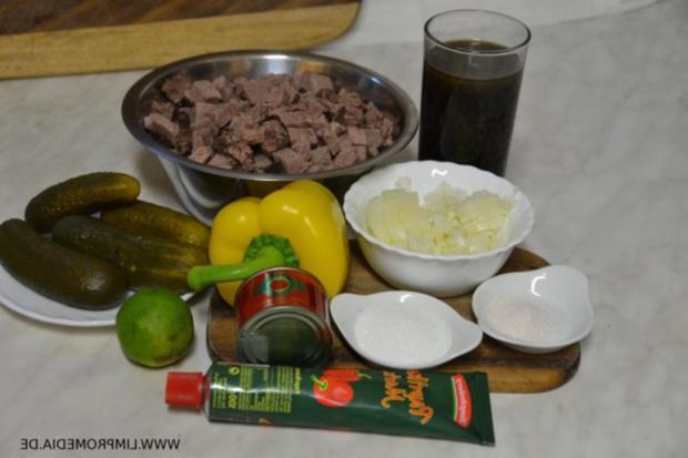 Rindfleischsalat - extra - Rezept - Bild Nr. 9