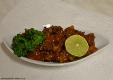 Rezept: Rindfleischsalat - extra