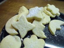 "Advents-""Butterkeks"" - Rezept"
