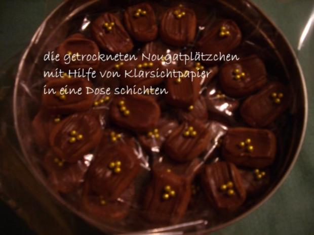 Nougatknöpfle - Rezept - Bild Nr. 5