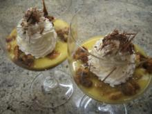 "Dessert: Kreation ""Schokotriple"" - Rezept"